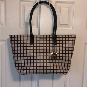 Kate Spade ♠️  Grid bag